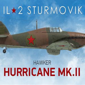 IL-2 Sturmovik Hurricane Mk 2 Collector Plane