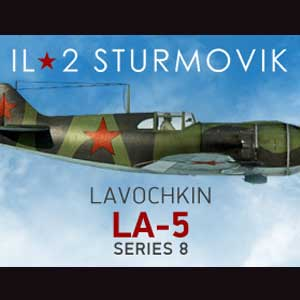 Buy IL-2 Sturmovik La-5 Series 8 Collector Plane CD Key Compare Prices