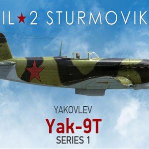 Buy IL-2 Sturmovik Yak-9T Series 1 Collector Plane CD Key Compare Prices