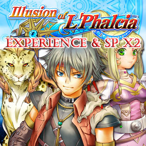 Illusion of L'Phalcia Experience & SP x2