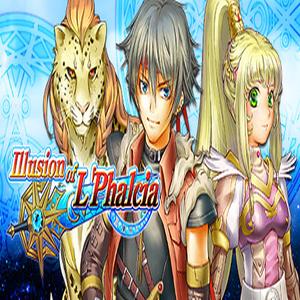 Illusion of LPhalcia