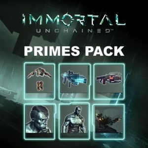 Immortal Unchained Primes Pack
