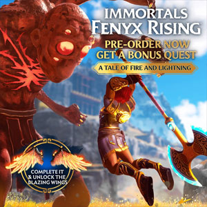 Buy Immortals Fenyx Rising A Tale of Fire and Lightning Xbox One Compare Prices