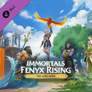 Buy Immortals Fenyx Rising The Lost Gods PS4 Compare Prices