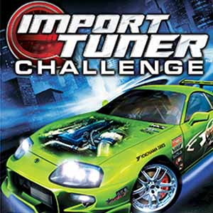 Buy IMPORT TUNER CHALLENGE Xbox 360 Code Compare Prices