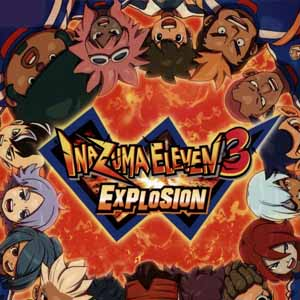 Buy Inazuma Eleven 3 Explosion Nintendo 3DS Download Code Compare Prices