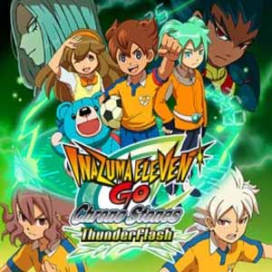 Buy Inazuma Eleven Go Chrono Stones Thunderflash Nintendo 3DS Download Code Compare Prices