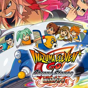 Buy Inazuma Eleven GO Chrono Stones Wildfire Nintendo 3DS Download Code Compare Prices