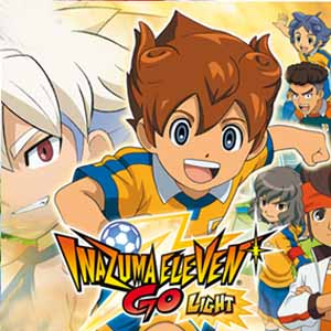 Buy Inazuma Eleven GO Light Nintendo 3DS Download Code Compare Prices