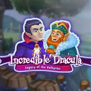 Incredible Dracula Legacy of the Valkyries
