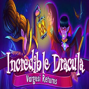 Incredible Dracula Vargosi Returns
