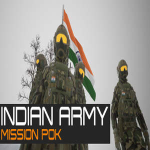 Indian Army Mission POK
