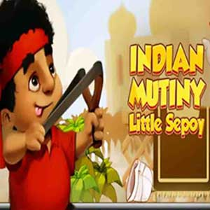 Indian Mutiny Little Sepoy