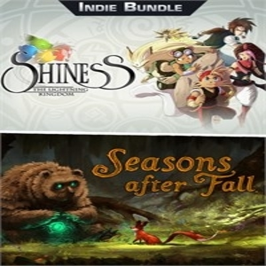 INDIE BUNDLE Shiness and Seasons after Fall