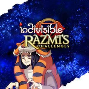 Indivisible Razmi's Challenges