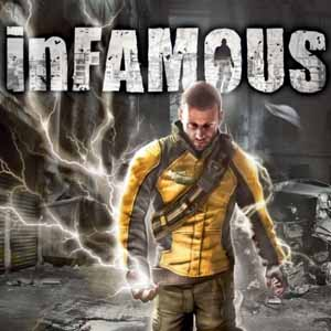 Buy inFamous PS3 Game Code Compare Prices