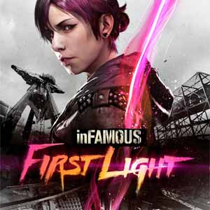 Buy Infamous First Light PS4 Game Code Compare Prices