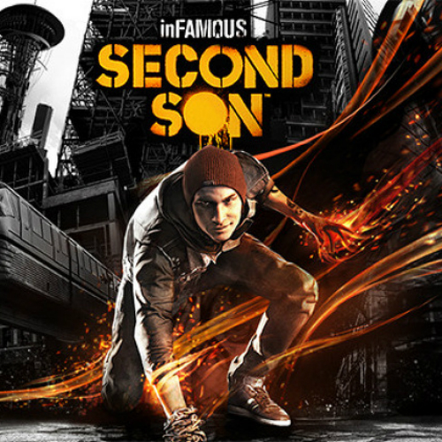 Buy InFamous Second Son PS4 Game Code Compare Prices