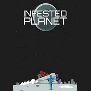 Buy Infested Planet Planetary Campaign CD Key Compare Prices