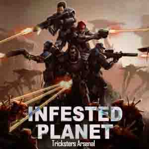 Buy Infested Planet Tricksters Arsenal CD Key Compare Prices