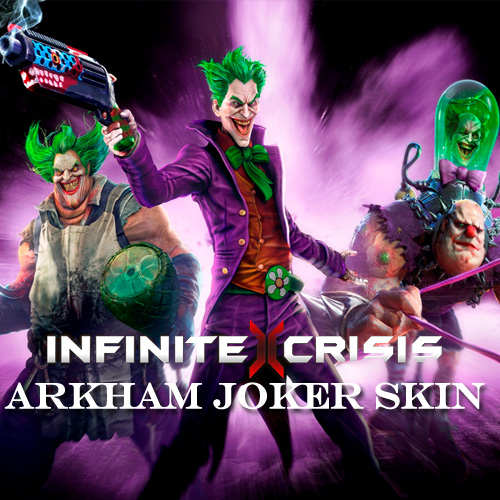Buy Infinite Crisis Arkham Joker Skin CD Key Compare Prices