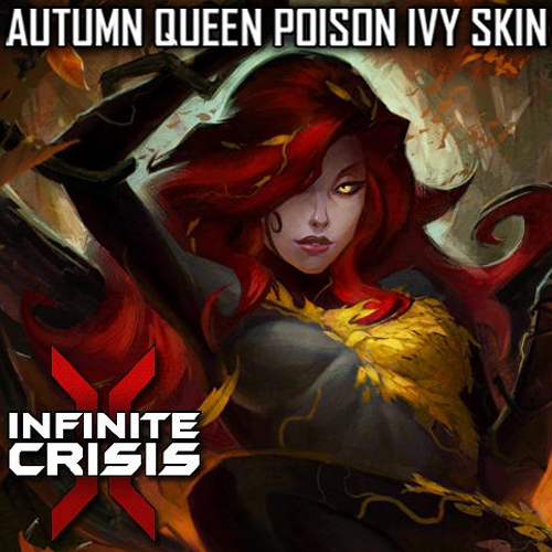 Buy Infinite Crisis Autumn Queen Poison Ivy Skin CD Key Compare Prices