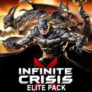 Infinite Crisis Elite Pack