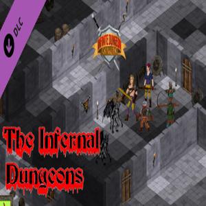Infinite Dungeon Crawler The Infernal Dungeons
