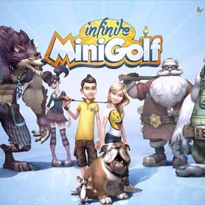 Infinite Mini Golf