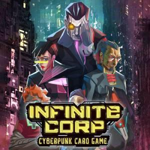 Buy InfiniteCorp Cyberpunk Card Game Nintendo Switch Compare Prices