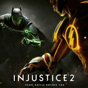 Buy Injustice 2 PS4 Game Code Compare Prices
