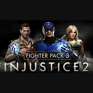 Buy Injustice 2 Fighter Pack 3 CD Key Compare Prices