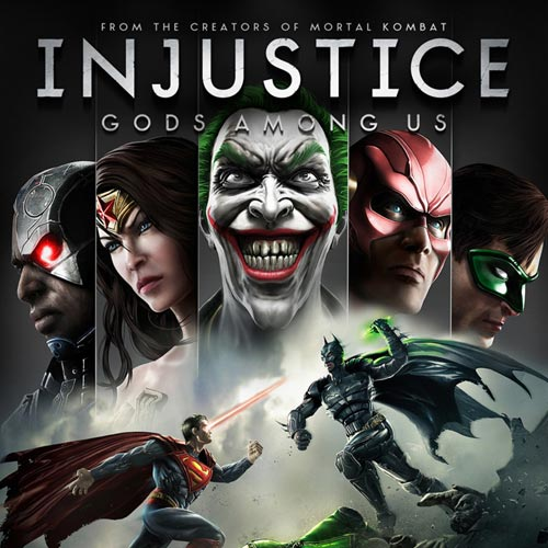 Buy Injustice Gods Among Us PS3 Game Code Compare Prices