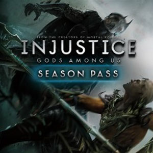 Injustice Gods Among Us Season Pass