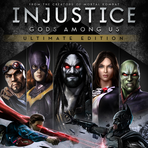 Buy Injustice Ultimate Edition PS4 Game Code Compare Prices