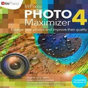 InPixio Photo Maximizer 4 Professional
