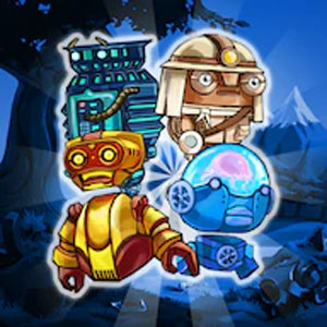 Insane Robots Robot Pack 3