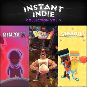 Instant Indie Collection Vol. 3
