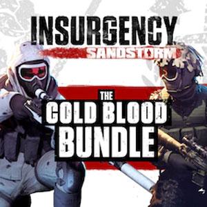 Insurgency Sandstorm Cold Blood Set Bundle