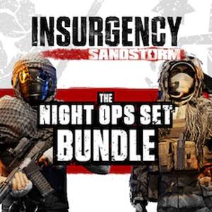 Insurgency Sandstorm Night Ops Set Bundle