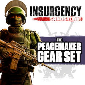 Insurgency Sandstorm The Peacemaker Gear Set
