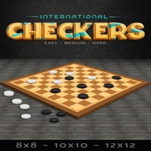 International Checkers Draughts