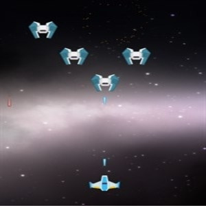 Invaders Retro Arcade Space Shooter