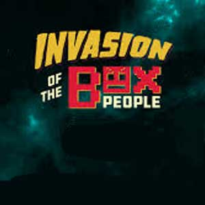 INVASION OF THE BOX PEOPLE