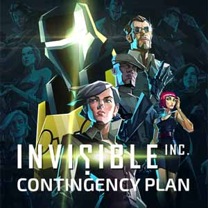 Invisible Inc Contingency Plan