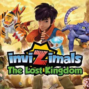 Buy Invizimals The Lost Kingdom PS3 Game Code Compare Prices