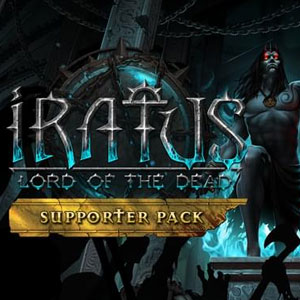 Buy Iratus Lord of the Dead Supporter Pack CD Key Compare Prices