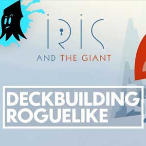Iris and the Giant Card Deck Roguelike