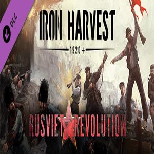 Iron Harvest Rusviet Revolution