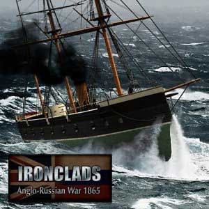 Ironclads Anglo Russian War 1866
